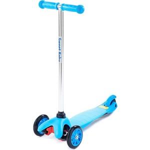Самокат 3-х колесный Sweet Baby Triplex Bright Blue