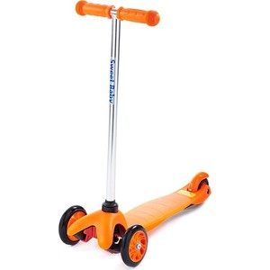 Трехколесный самокат Sweet Baby Triplex Bright Orange