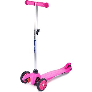 Трехколесный самокат Sweet Baby Triplex Seat Pink