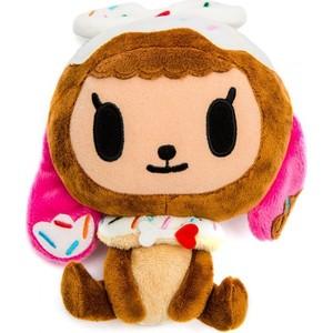 Игрушка коллекционная Tokidoki плюшевая Donutina (844970086073) детская плюшевая игрушка new 60 10