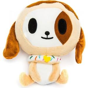 Игрушка коллекционная Tokidoki плюшевая Donutino (844970086066) мягкие игрушки pixel crew плюшевая игрушка кирка 8бит коричневая пиксельная 33см
