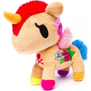 Игрушка коллекционная Tokidoki плюшевая Kaili Plush (844970088664) rainbow alpacasso alpaca plush soft doll arpakasso kawaii llama plush amuse soft toy stuffed animal children gift