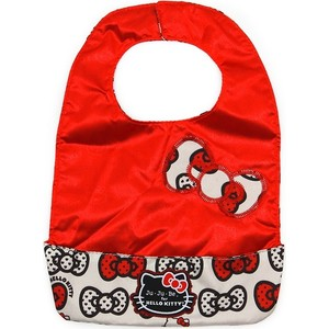 Слюнявчик Ju-Ju-Be Be Neat hello kitty peek a bow (14AA12HK-2961)