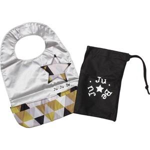 Слюнявчик Ju-Ju-Be Be Neat olive juice (10AA12A-3852) от ТЕХПОРТ