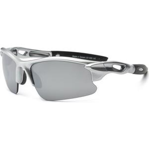 Детские солнцезащитные очки Real Kids 7+ Blaze серебро (7BLZSLV) очки nike show x2 pro grey orange blaze lens black