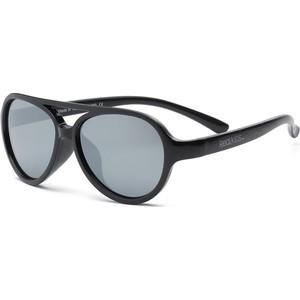 Детские солнцезащитные очки Real Kids Авиаторы 7+ черные (7SKYBLK)