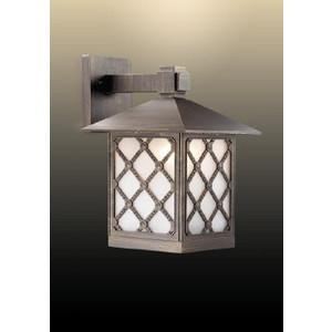 Уличный настенный светильник Odeon 2649/1W уличный настенный светильник odeon 2312 1w