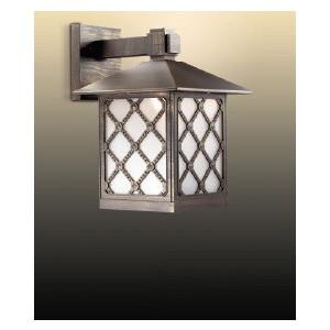 Уличный настенный светильник Odeon 2649/1WA