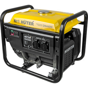 цены Генератор бензиновый инверторный Huter DN4400i