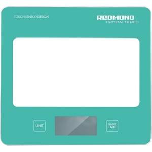 Кухонные весы Redmond RS-724, голубой весы кухонные электронные redmond rs 724