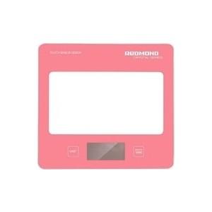 Кухонные весы Redmond RS-724, розовый весы кухонные электронные redmond rs 724