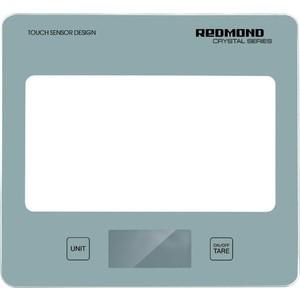 Кухонные весы Redmond RS-724, серебро весы кухонные электронные redmond rs 724