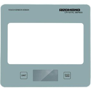 Кухонные весы Redmond RS-724, серебро redmond ri s220