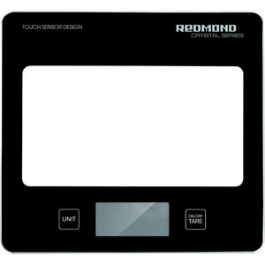 Кухонные весы Redmond RS-724, черный весы кухонные электронные redmond rs 724