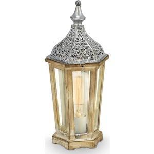 Настольная лампа Eglo 49277 eglo настольная лампа eglo vintage 49277