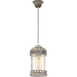 Подвесной светильник Eglo 49203 подвесной светильник eglo langham 49203