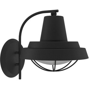 Уличный настенный светильник Eglo 94862 lgo уличный настенный светодиодный светильник eglo emollio 96275