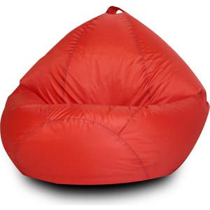 Кресло мешок DreamBag М-красное dreambag кресло мешок бело красный