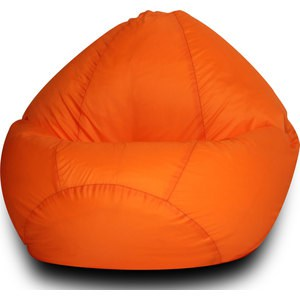 Кресло мешок DreamBag М-оранжевое пуф dreambag кубик космос