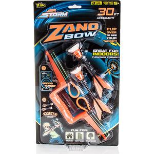 Мини лук Zing с двумя стрелами на присосках (AS911) zing as979 зинг лук большой 3 стрелы в ассортименте