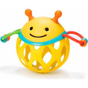 Skip-Hop Игрушка-погремушка Шар-пчела (SH 303102)