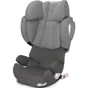 Автокресло Cybex Solution Q2-fix Plus Manhattan Grey (516144023)