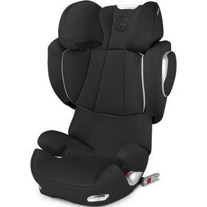 Автокресло Cybex Solution Q2-Fix Happy Black (516144001)
