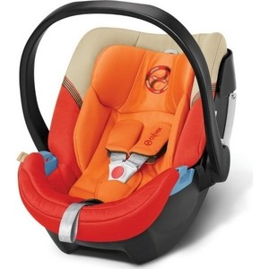 Автокресло Cybex Aton 4 Autumn Gold (515104217)