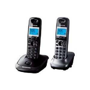 Радиотелефон Panasonic KX-TG2512RU2 телефон dect panasonic kx tgc322ru1 аон caller id 50 эко режим память 50 black list автоответчик дополнительная трубка