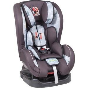 Автомобильное кресло Смешарики чёрн/тёмсеры (SM/DK-200 Pin) цена