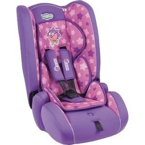 Автомобильное кресло Смешарики фиолетовый (SM/DK-300 Ezhik) цена