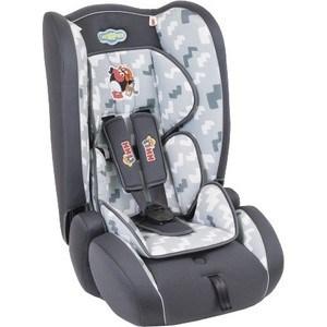 Автомобильное кресло Смешарики чёрн/тёмсерый (SM/DK-300 Pin)
