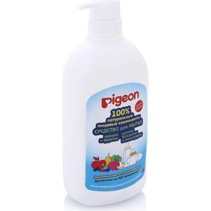 Средство Pigeon для мытья бутылочек (12111)
