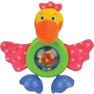 Развивающая игрушка K'S Kids Прогулка Пеликана (КА546)