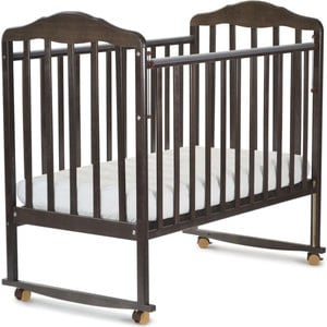 Фотография товара кровать детская СКВ Компани Березка венге (120118) (519967)
