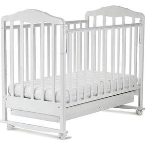 Фотография товара кровать детская СКВ Компани Березка колесо (121111) (519969)