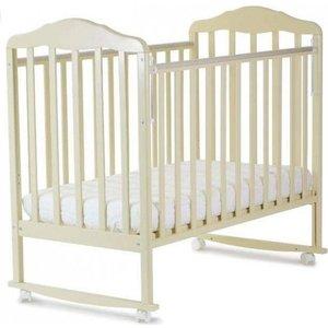 Кровать детская СКВ Компани Березка колесо (121119) кроватка скв березка 121115 береза
