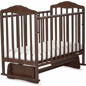 Кровать детская СКВ Компани Березка поперечный маятник (124008) кровать детская скв компани березка бежевый 120119