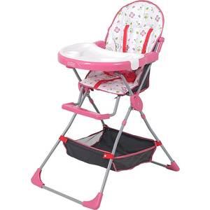 Стульчик для кормления Selby 252 Розовый (0005602-02) selby стульчик для кормления 252 selby зеленый