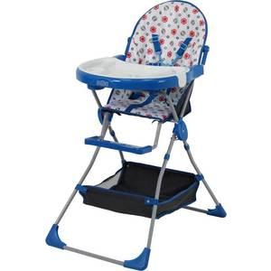 Стульчик для кормления Selby 252 Синий (0005602-06) стульчик для кормления selby 252 зеленый 0005602 05
