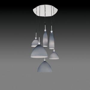Подвесной светильник Lightstar 810161 lightstar 810161 md5011а 6м подвес agola 6х40w e14 хром серый шт