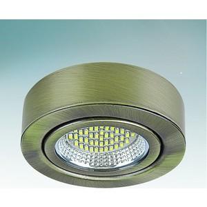 Мебельный светильник Lightstar 3331 мебельный светильник lightstar 450 led 450044