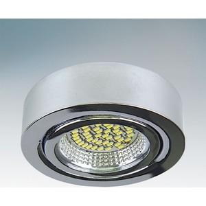 Мебельный светильник Lightstar 3334 мебельный светильник lightstar 450 led 450044