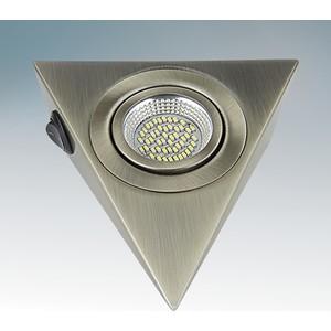 Мебельный светильник Lightstar 003341 мебельный светильник lightstar 450 led 450044