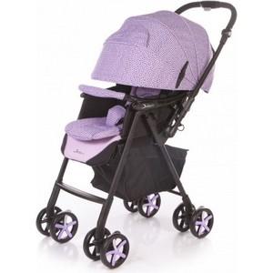 Коляска прогулочная Jetem Graphite фиолетовый JT006 коляска прогул alf i smile line al 04 серый фиолетовый