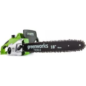 Электропила GreenWorks GCS2046 электропила аккумуляторная greenworks gd40cs40 0