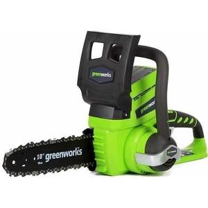 Электропила аккумуляторная GreenWorks G24CS25 электропила аккумуляторная greenworks gd40cs40 0