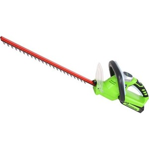 Кусторез аккумуляторный GreenWorks G24HT57
