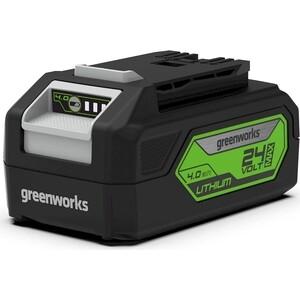 Аккумулятор GreenWorks G24B4 аккумулятор greenworks g80b2