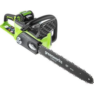 Электропила аккумуляторная GreenWorks GD40CS40